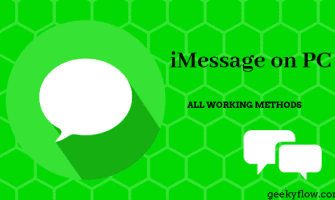 imessages for pc