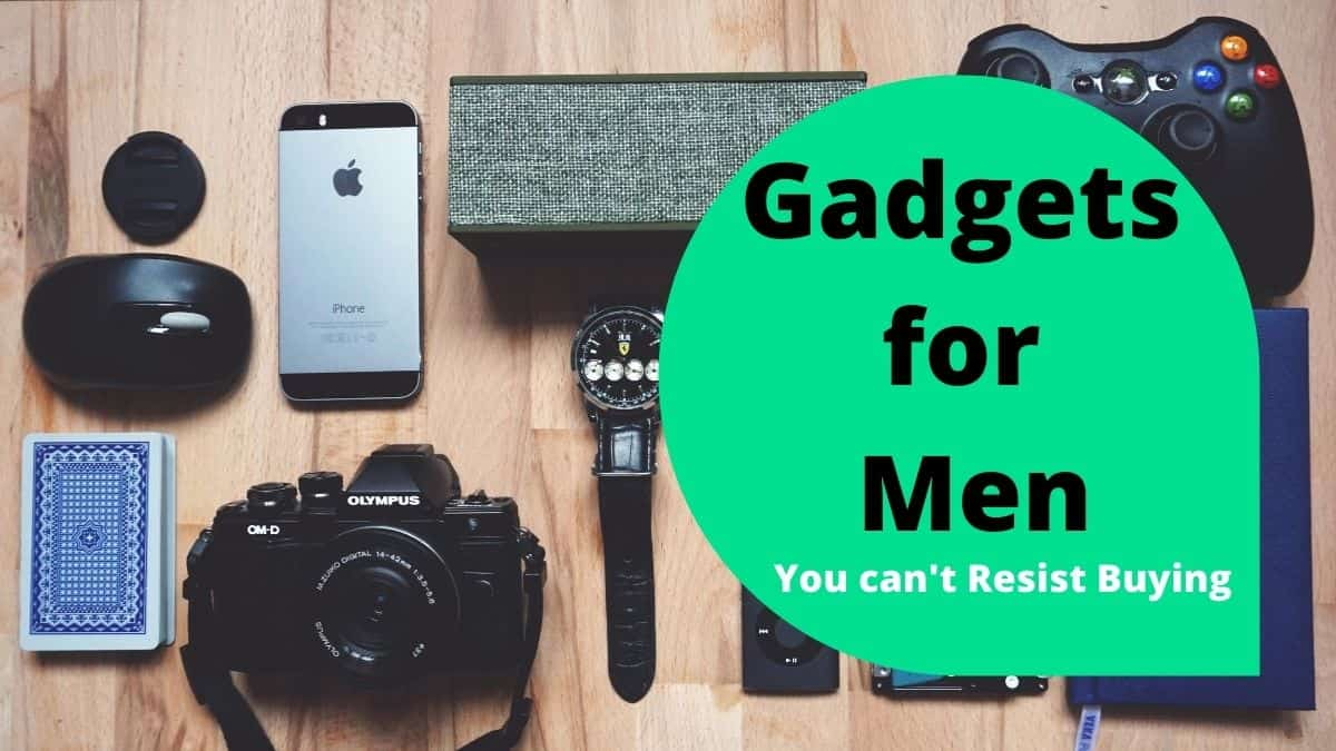 23 Insane Gadgets for Men in India You can't Resist Buying 1
