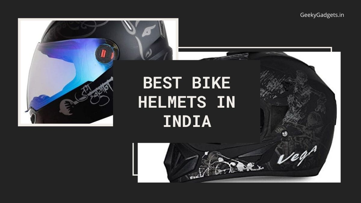 Best Bike helmets in India with price 2020 from top brands