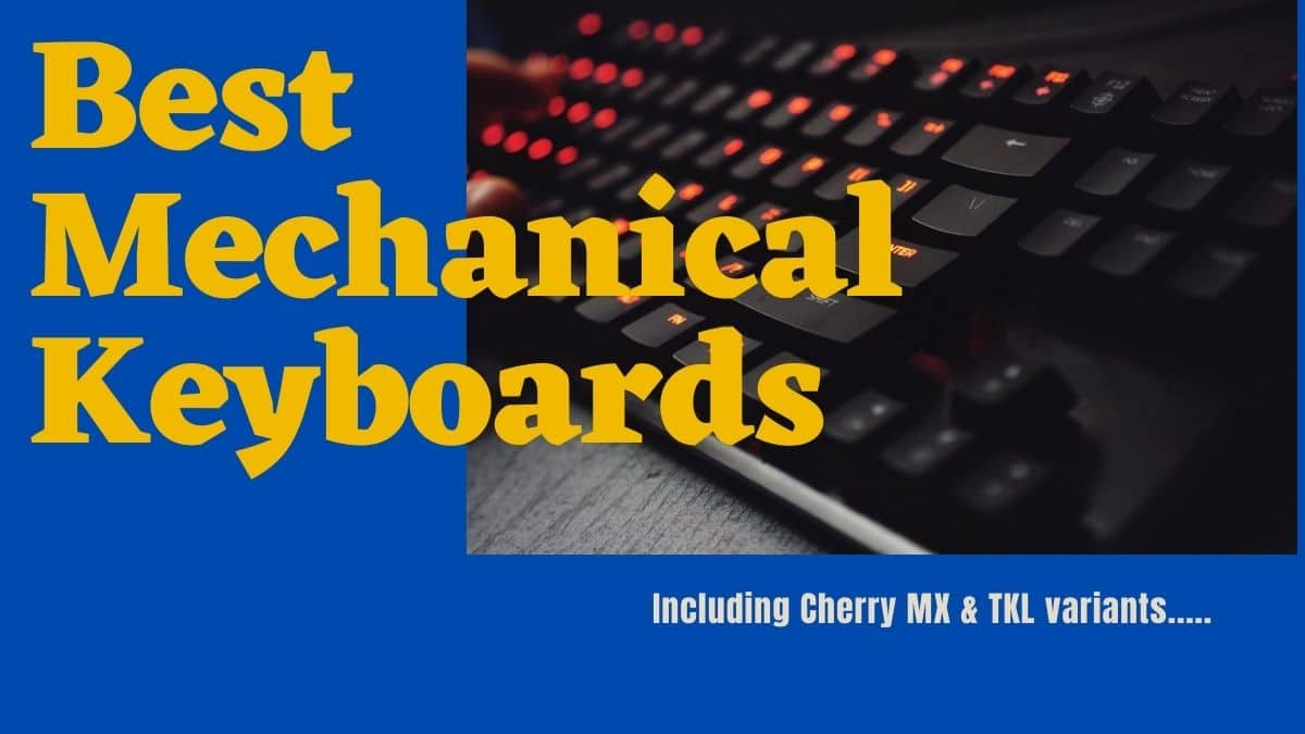 Best Mechanical Keyboards in India
