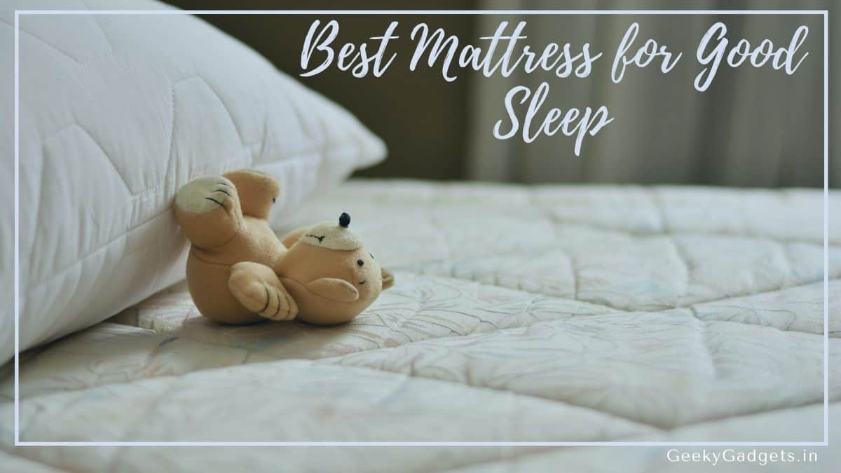 Best Mattress for Good Sleep in India