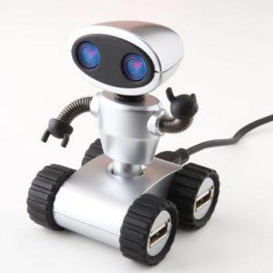Robot USB Hub, cool usb gadgets, cool usb hubs, buy usb hubs online, buy computer accessories online india, geeky gadgets