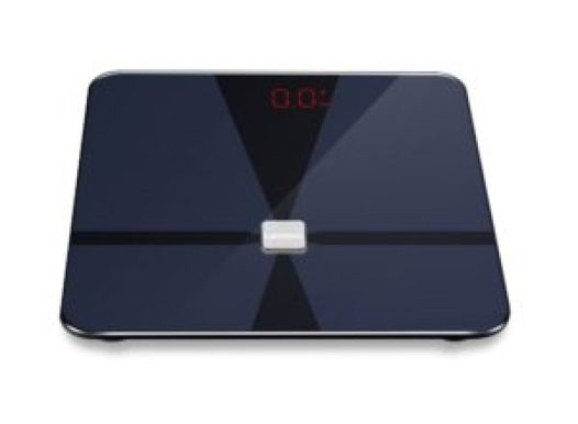 Lenovo HS10 Smart Scale (Black) , top 10 gadgets to buy in India, wireless smart scales in India