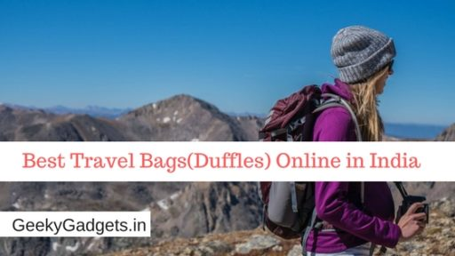 Best Travel Bags Online in India