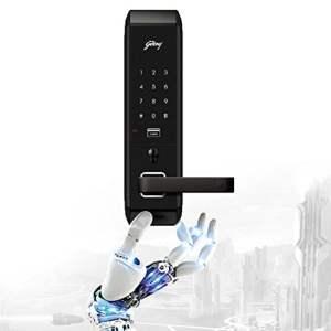 Godrej Locks Advantis Digital Door Lock Touch Screen With Rfid Technology 5259