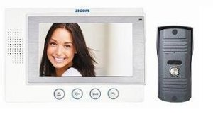 ZICOM COLOR VIDEO DOOR PHONE
