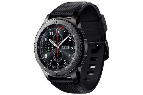 SAMSUNG Gear S3 Frontier Smartwatch, best gadgets for men india, best tech gifts for men india