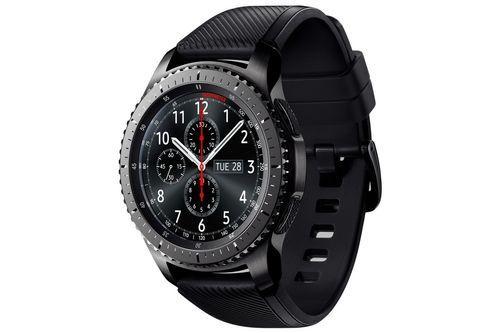 SAMSUNG Gear S3 Frontier Smartwatch, best gadgets for men india, best tech gifts for men india