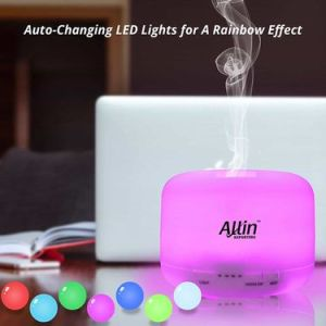 9 Best Aroma Oil Diffusers & Humidifiers [For Home & Office] in India 10