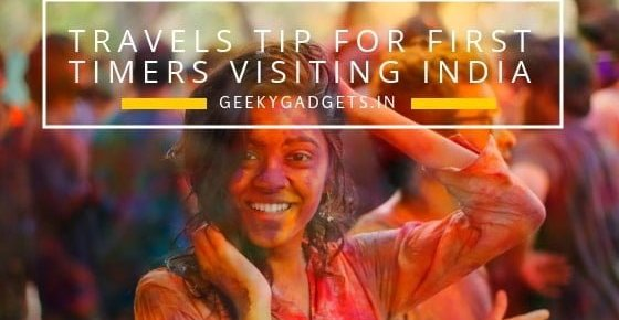 Travel Tips for First Timers Visiting India