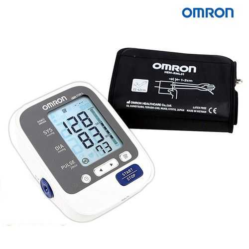 Omron HEM 7130L Fully Automatic Digital Blood Pressure Monitor With Large Cuff - Intellisense Technology