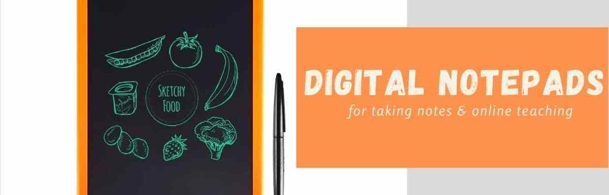 10 Best Digital E-writing Pad for Teachers & Students