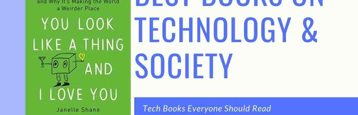 Best Technology Books Every Tech Enthusiast Should Read