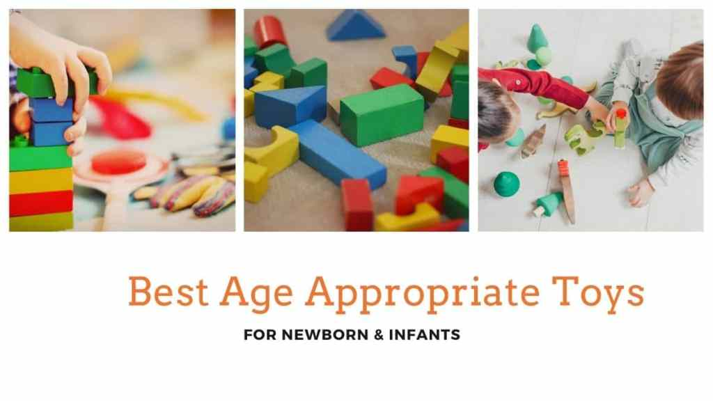 Best Age Appropriate Toys