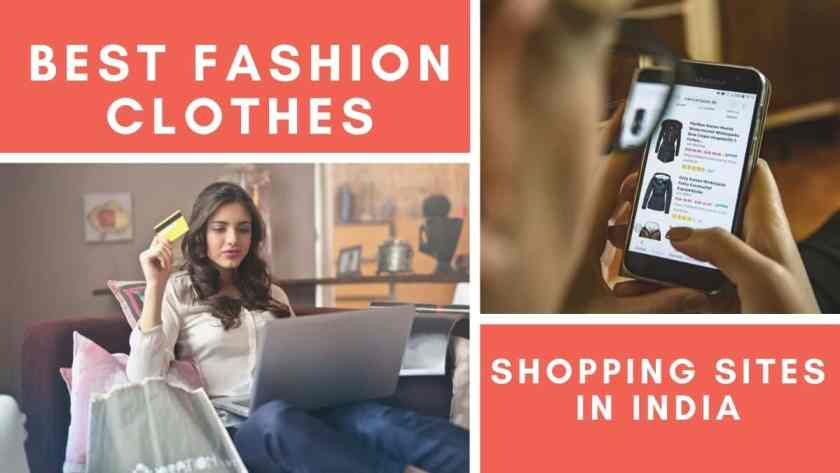The Best Online Shopping Sites for Clothes in India 3
