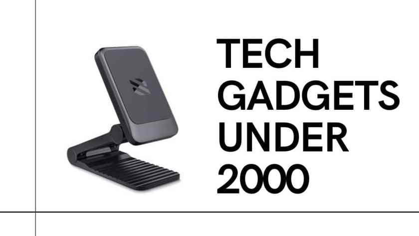 Tech Gadgets Under 2000 in India