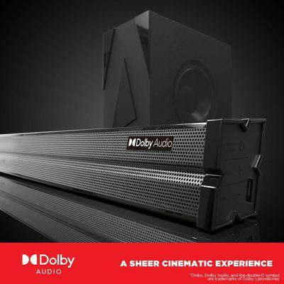 Multiplex-Like Sound Effect: 11 Best Soundbars under 10k INR for TV in India, 2021 2