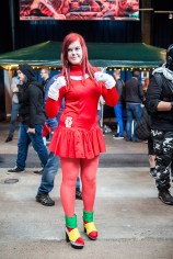 Knuckles cosplay