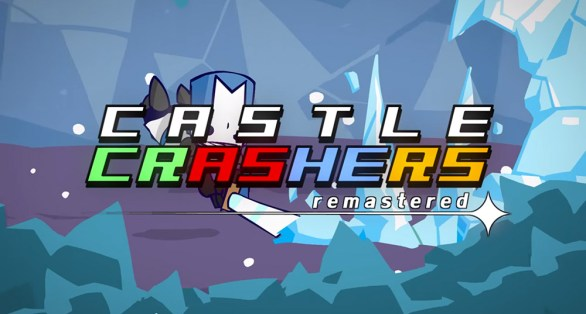 Castle Crashers Remastered screenshot Blue Knight