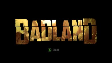 Badland screenshot intro