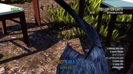 Goat Simulator screenshot Glitchy Glitchy