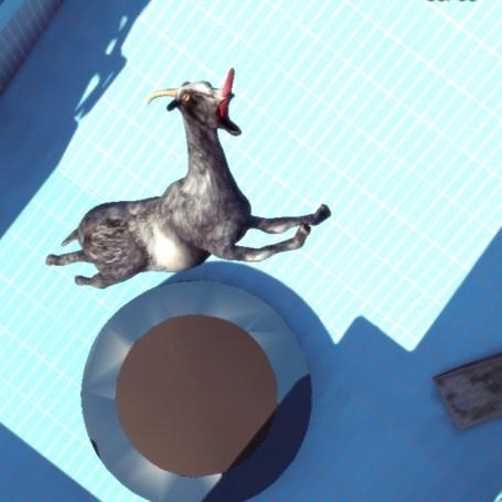 Goat Simulator screenshot Jumping