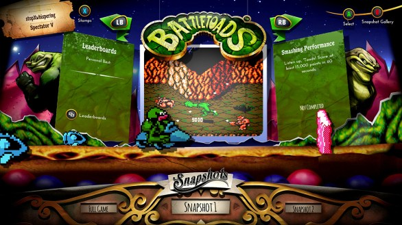 Battletoads - Rare Replay
