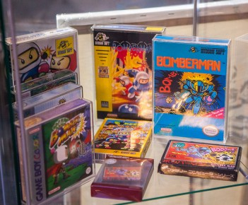 Bomberman Collection at Retro Gathering