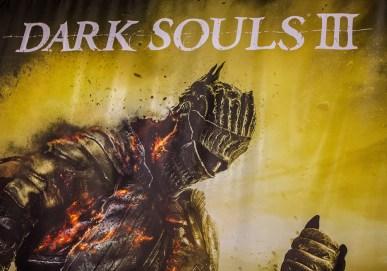 Dark Souls III at Comic Con Malmö 2015