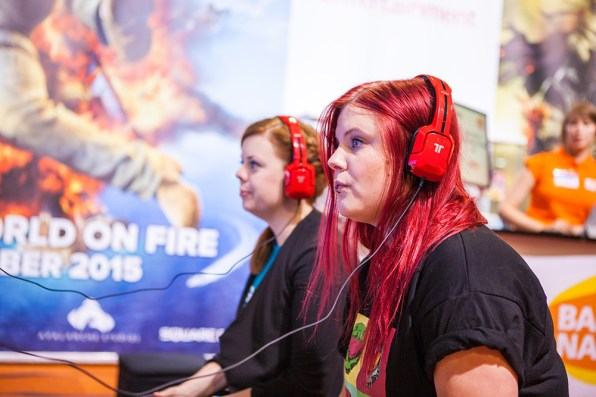 Geeky Gals playing Just Cause 3
