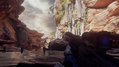 Halo 5 Guardians - Enjoying the sceneries 1Halo 5 Guardians - Enjoying the sceneries 1