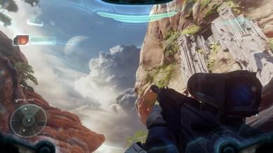 Halo 5 Guardians - Enjoying the sceneries 2