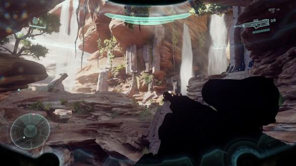 Halo 5 Guardians - Enjoying the sceneries 4