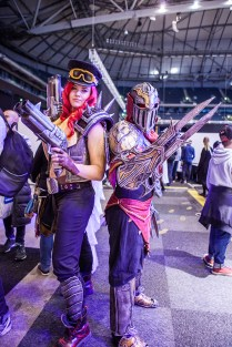 League of Legends cosplay - ComicCon Gamex 2015