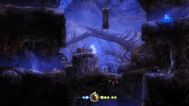 Ori & The Blind Forest - platforming