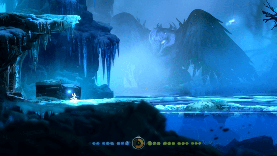 Ori & The Blind Forest - watch out