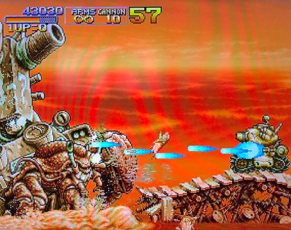 Neo Geo Metal Slug 3 - Nintendo Switch