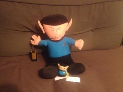 Spock 'n Spock - Comicpalooza