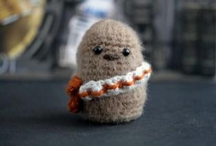 Mini chewie