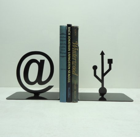 Perfect for your technical  books (Knob Creek Metal Arts)