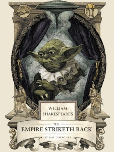 The Empire Striketh back book