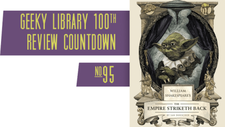 Empire Striketh Back, geeky library countdown
