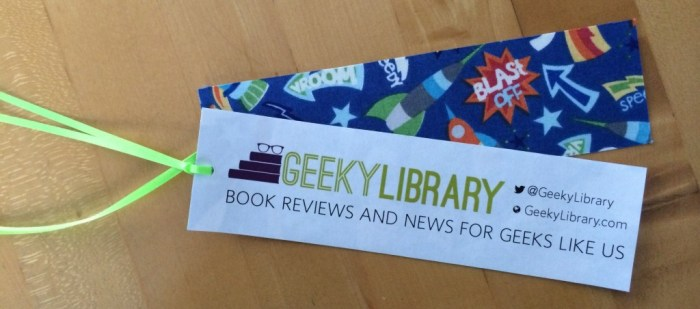 GeekyLibrary's Geeky Bookmarks