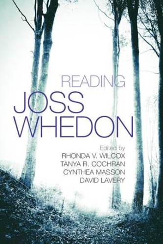 Reading Joss Whedon cover