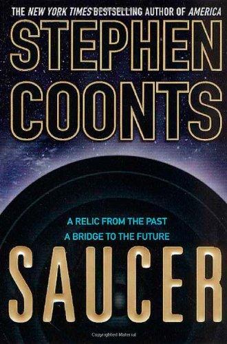 Saucer book Stephen coonts
