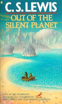 Out of the Silent Planet cover