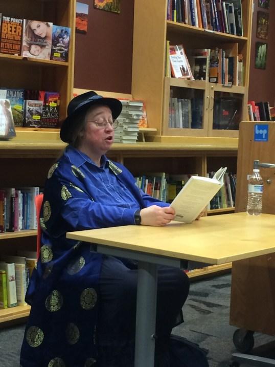Jo Walton Reading