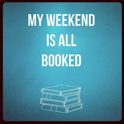 weekend is booked
