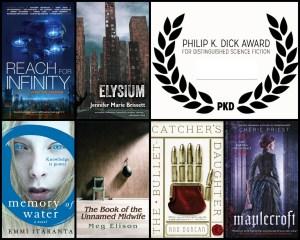 2014 Philip K. Dick Award nominees