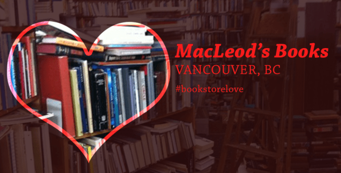 Love for MacLeod's Books